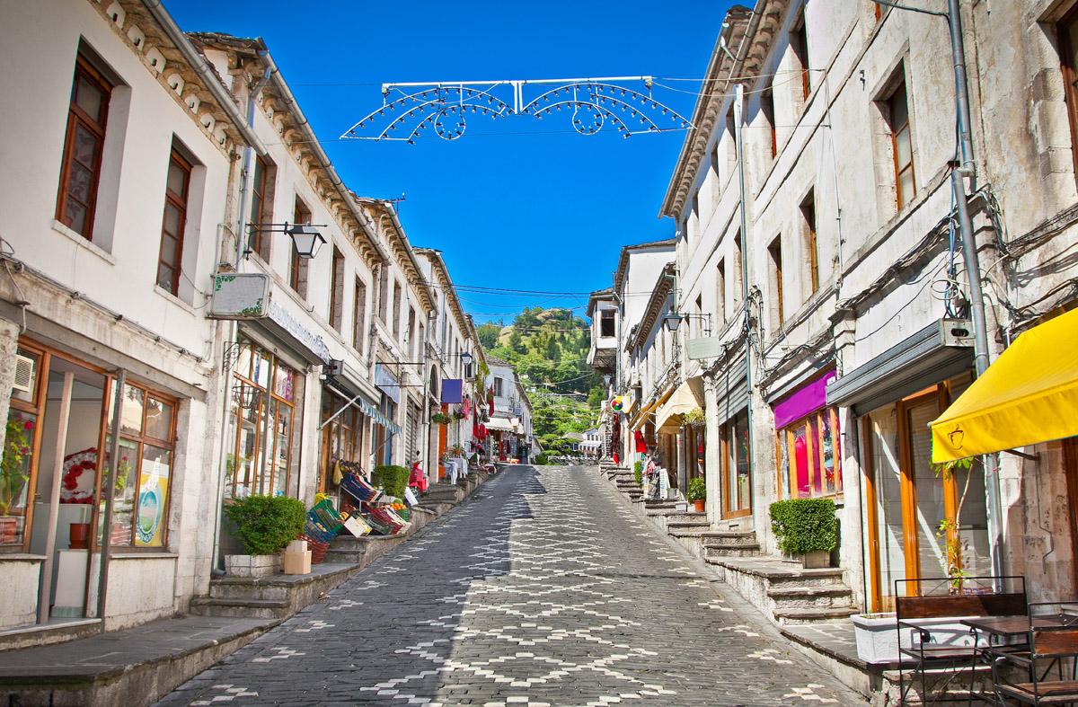 Gjirokaster City - Corfu Excursions Albania