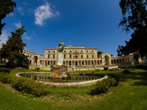 Saint Michael & Saint George Palace, Corfu Excursions