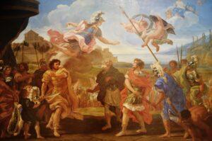 Trojan War Achelleion Palace Corfu