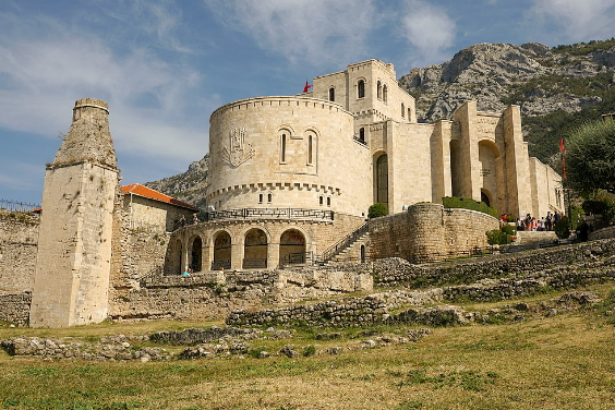 Castle of Krujë
