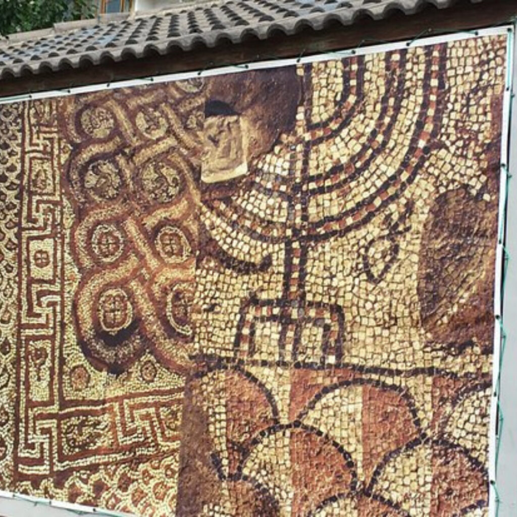 Ancient synagogue